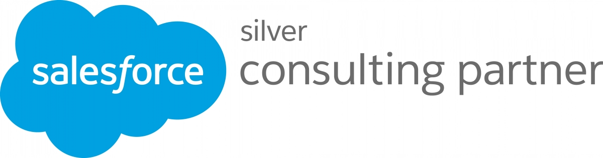 Salesforce Silver Partner logo