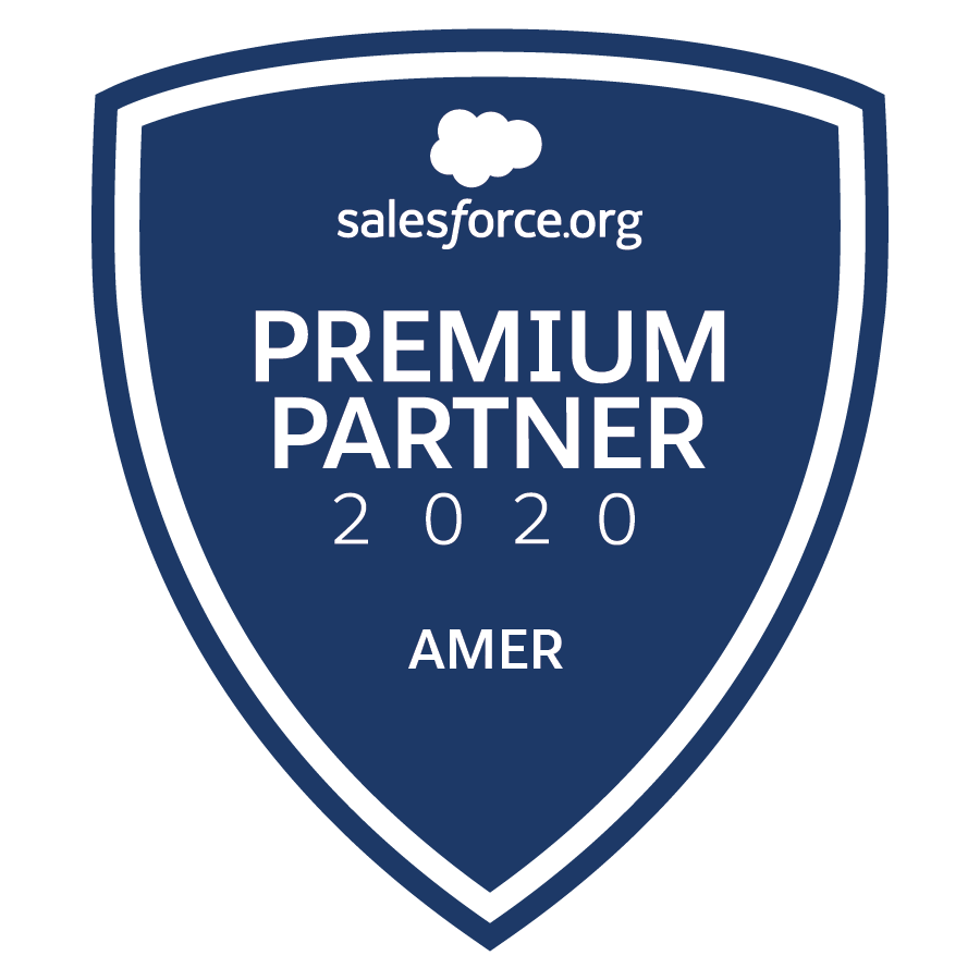 Salesforce.org Premium Partner 2020